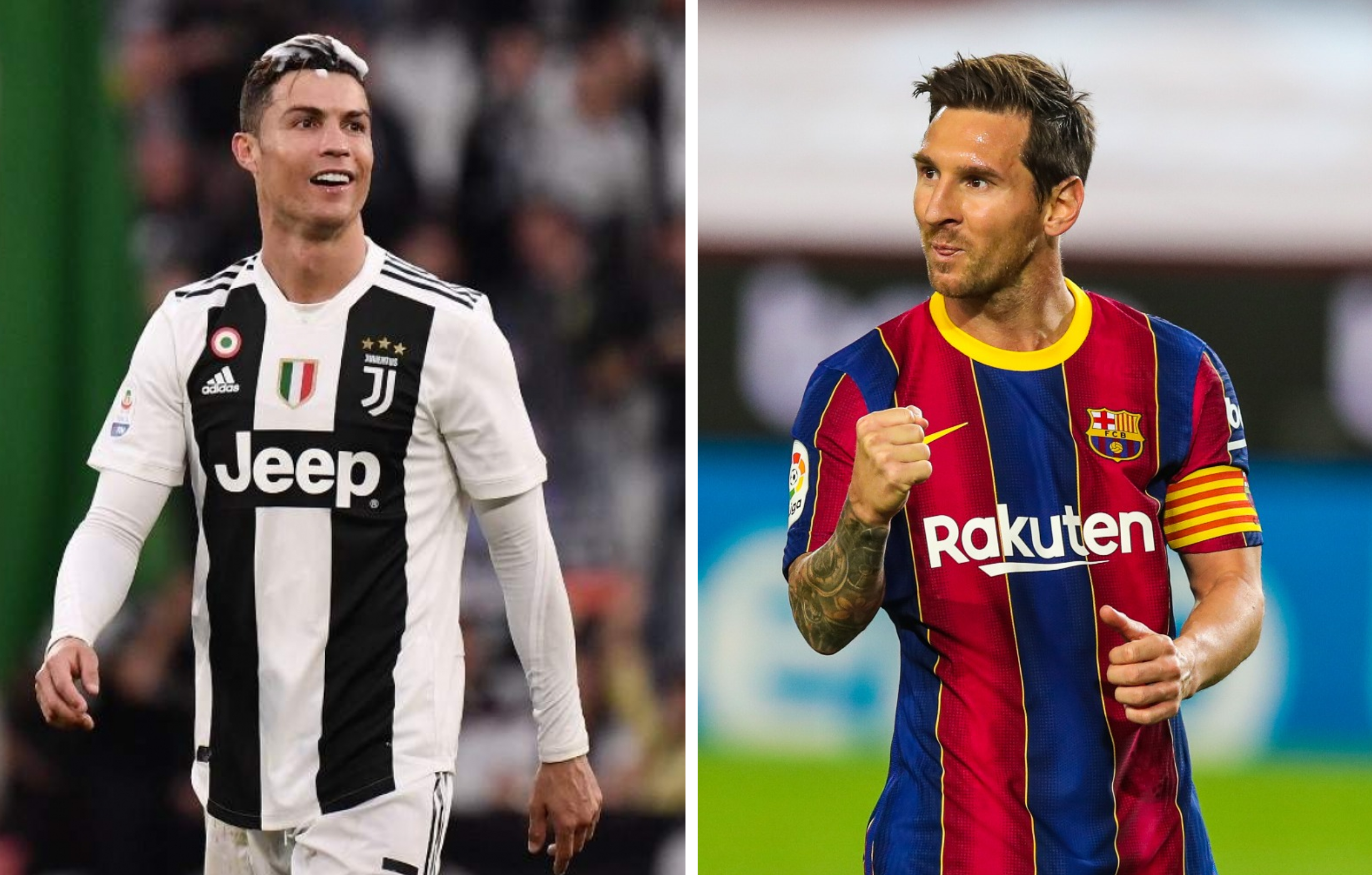 Cristiano Ronaldo And Lionel Messi's Net Worth