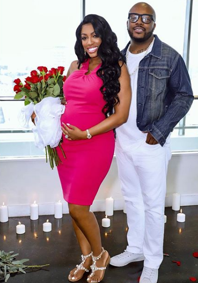 Dennis mckinely and porsha williams