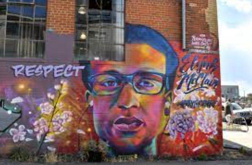Elijah McClain murals