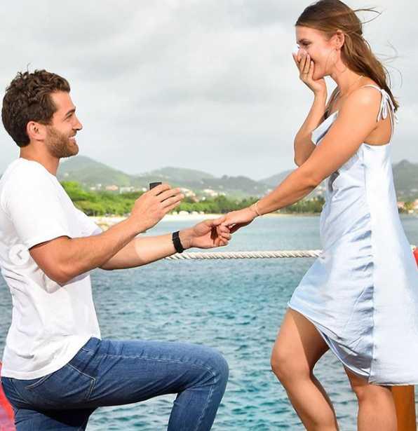 Rebecca Broxterman Engagement