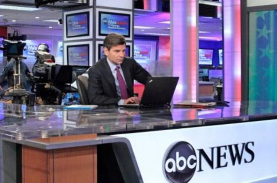 George Stephanopoulos ABC News Anchor
