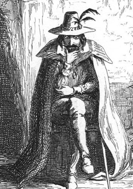 Guy Fawkes Discovery