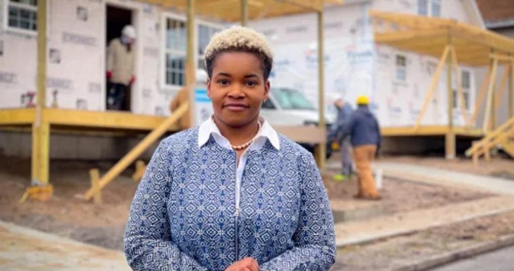 India Walton defeated four-term Mayor Byron Brown becoming Buffalo's first female mayor