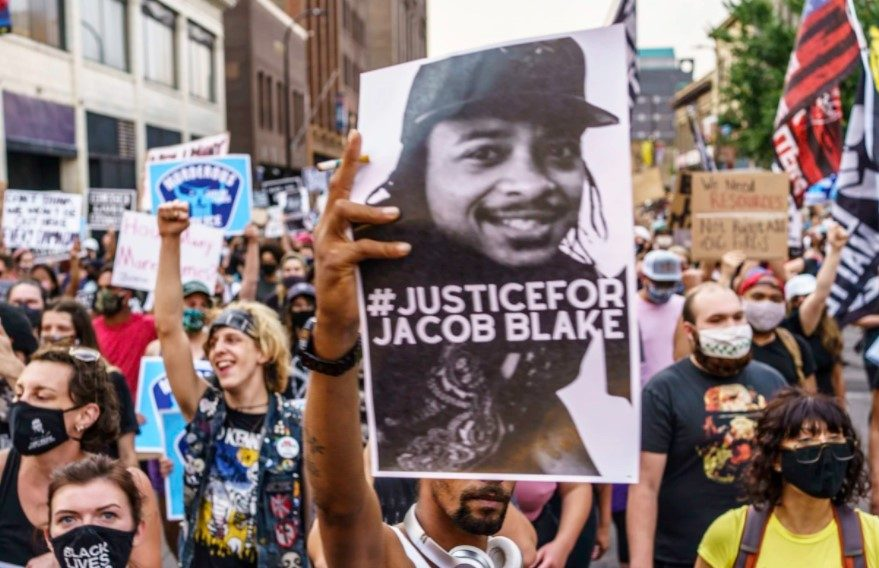 Jacob Blake protests