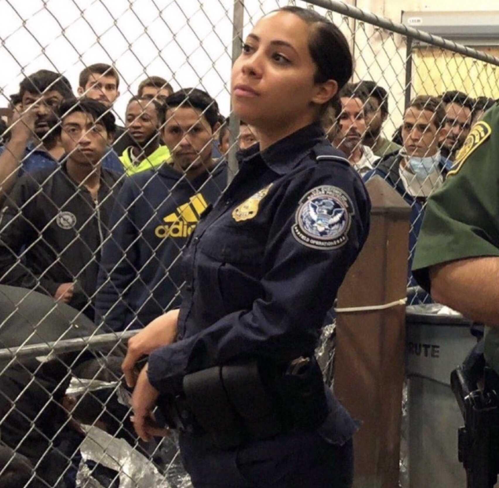Kiara Cervantes Police