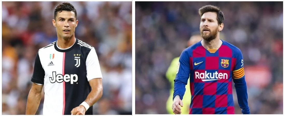 How Much Is Cristiano Ronaldo And Lionel Messi Worth