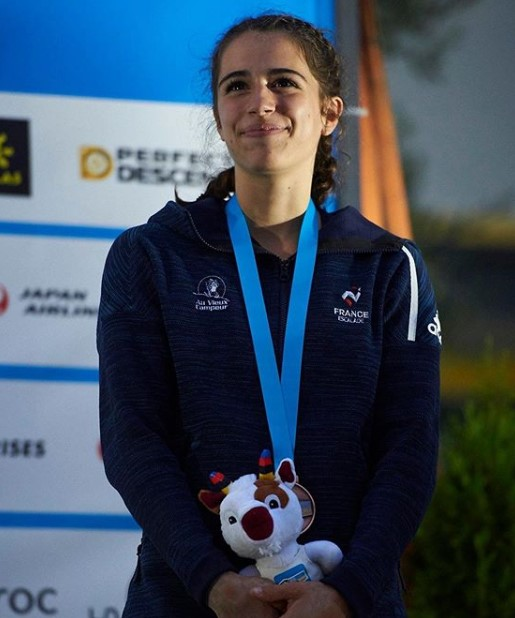 Luca Douady medal