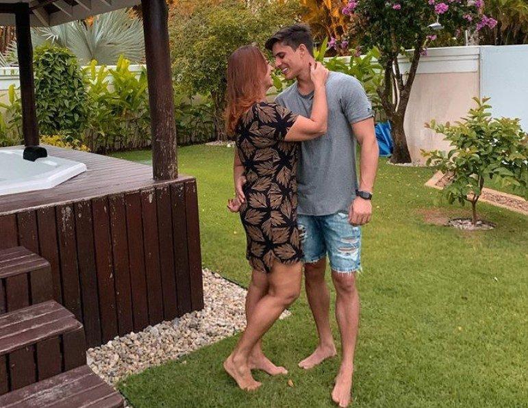 Nadine Goncalves Dating