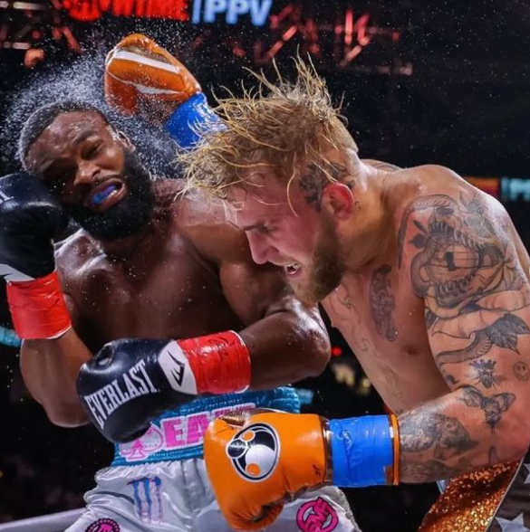 Professional Boxer, Jake Paul faced Tyron Woodley on 29th August 2021