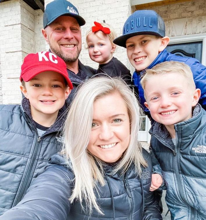 Sarah Mattox family