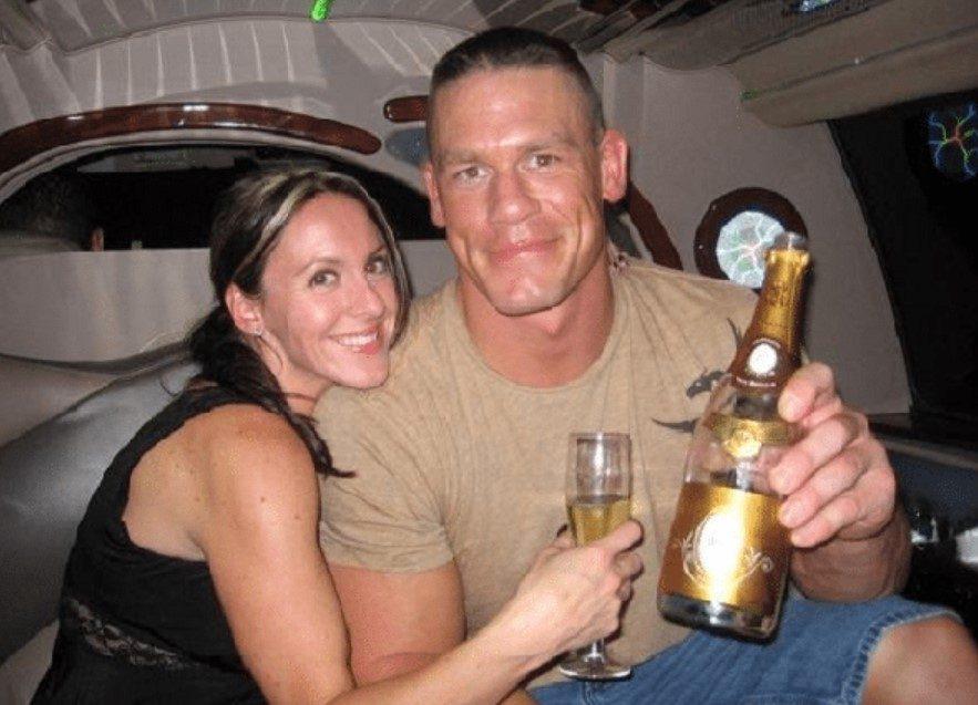 John Cena first wife