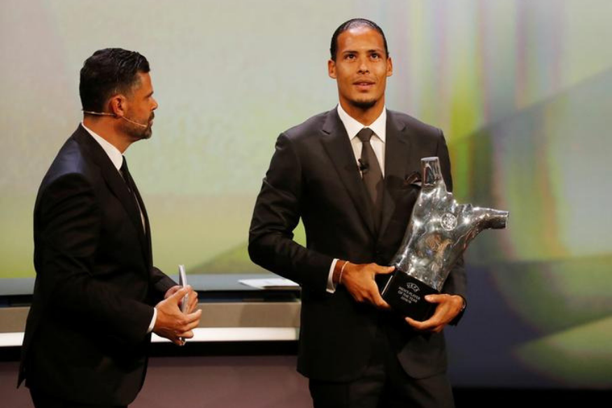 Who Won Best Picture 2020.Who Won Best Player Of The Year 2019 Virgil Van Dijk Wins