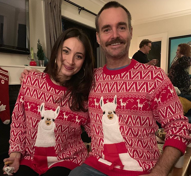 Will Forte and his Girlfriend Olivia Modling Engaged