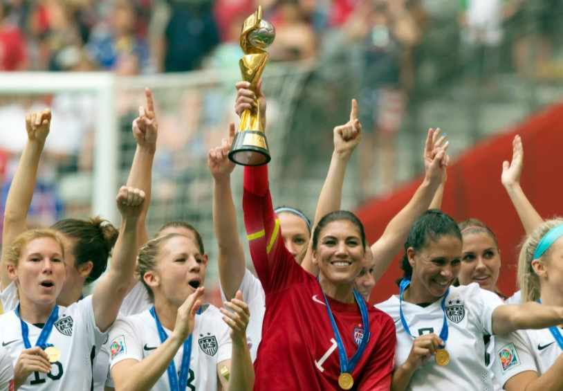 Hope Solo World Cup