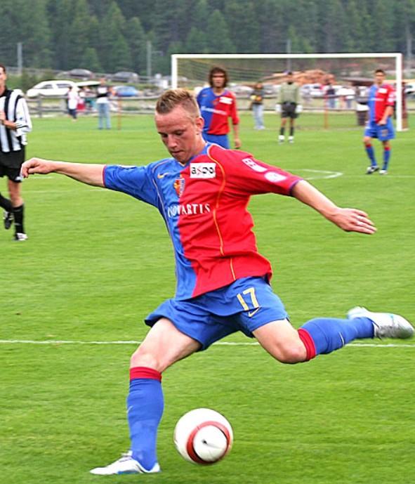 Ivan Rakitic basel