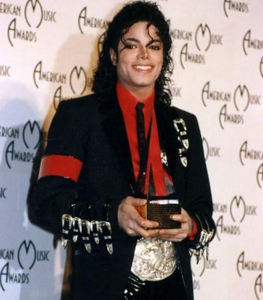Michael Jackson Awards