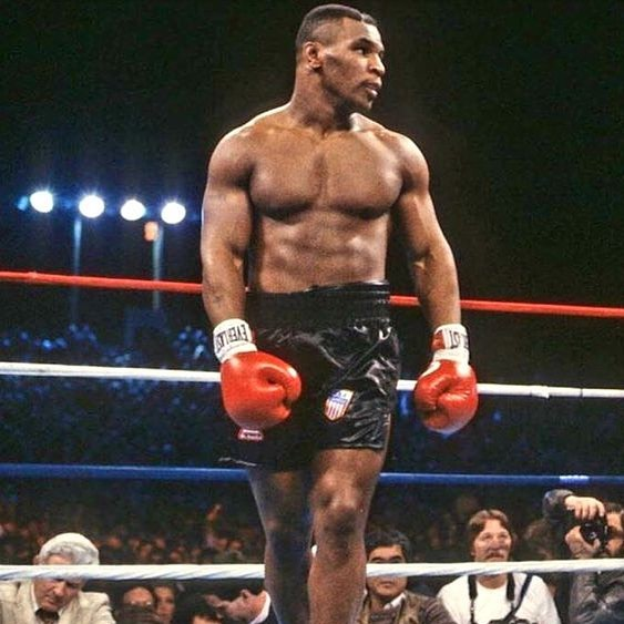 Mike Tyson American professional boxer