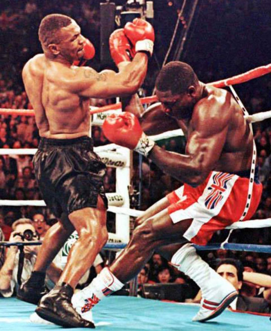 Mike Tyson Boxing Career