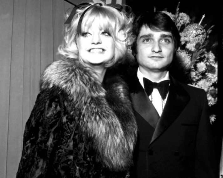 Goldie Hawn husband