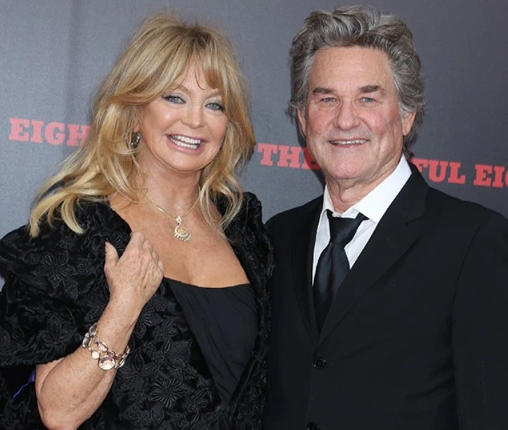 Goldie Hawn Partner