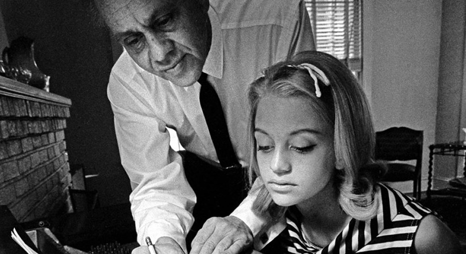 Goldie Hawn father