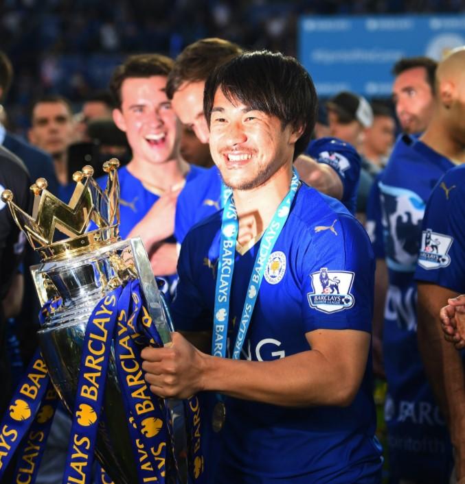Shinzi Okazaki Leicester