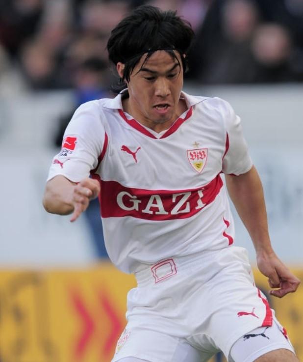 Shinzi Okazaki Vfb Stutgart