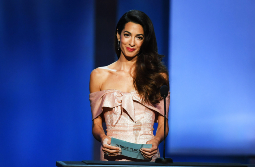 Amal Clooney has collaborated with Prince Charles' Trust to create a new female empowerment award