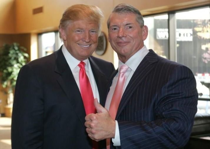 Vince McMahon has been appointed an economic advisor to Donald Trump