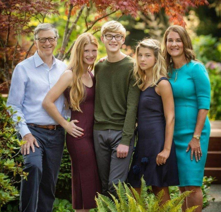 Bill Gates Spend Money