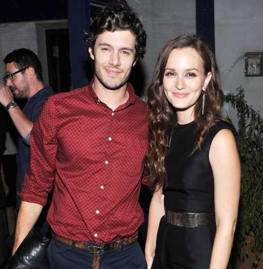 Leighton Meester Husband