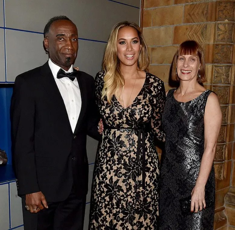 Leona Lewis parents