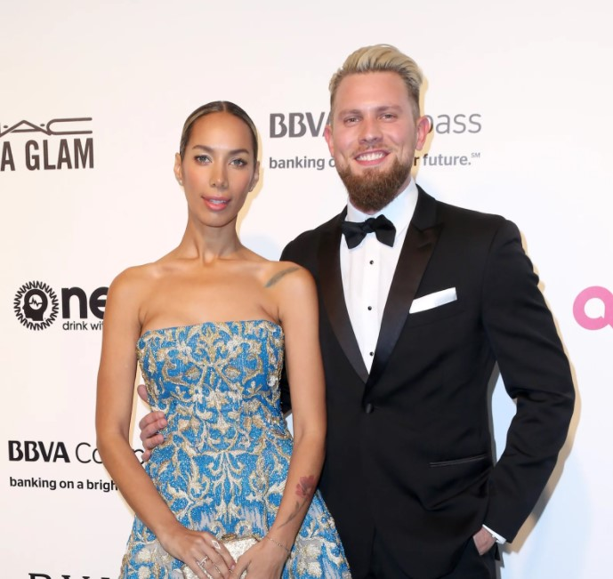 Leona Lewis husband