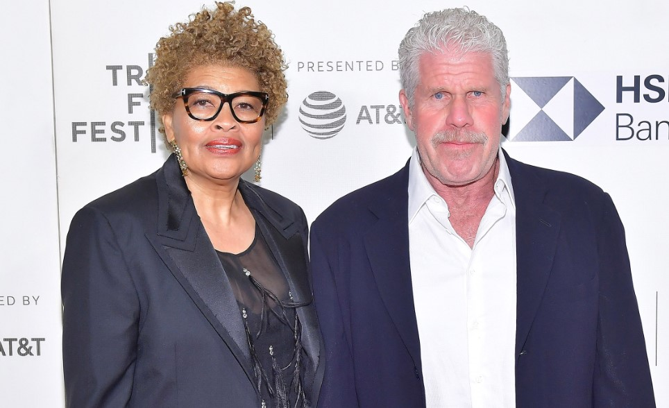 Ron Perlman Wife