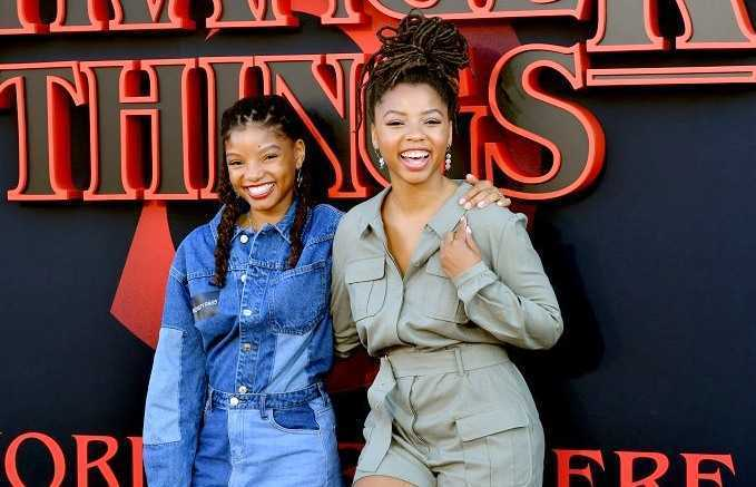 Halle Bailey Parents