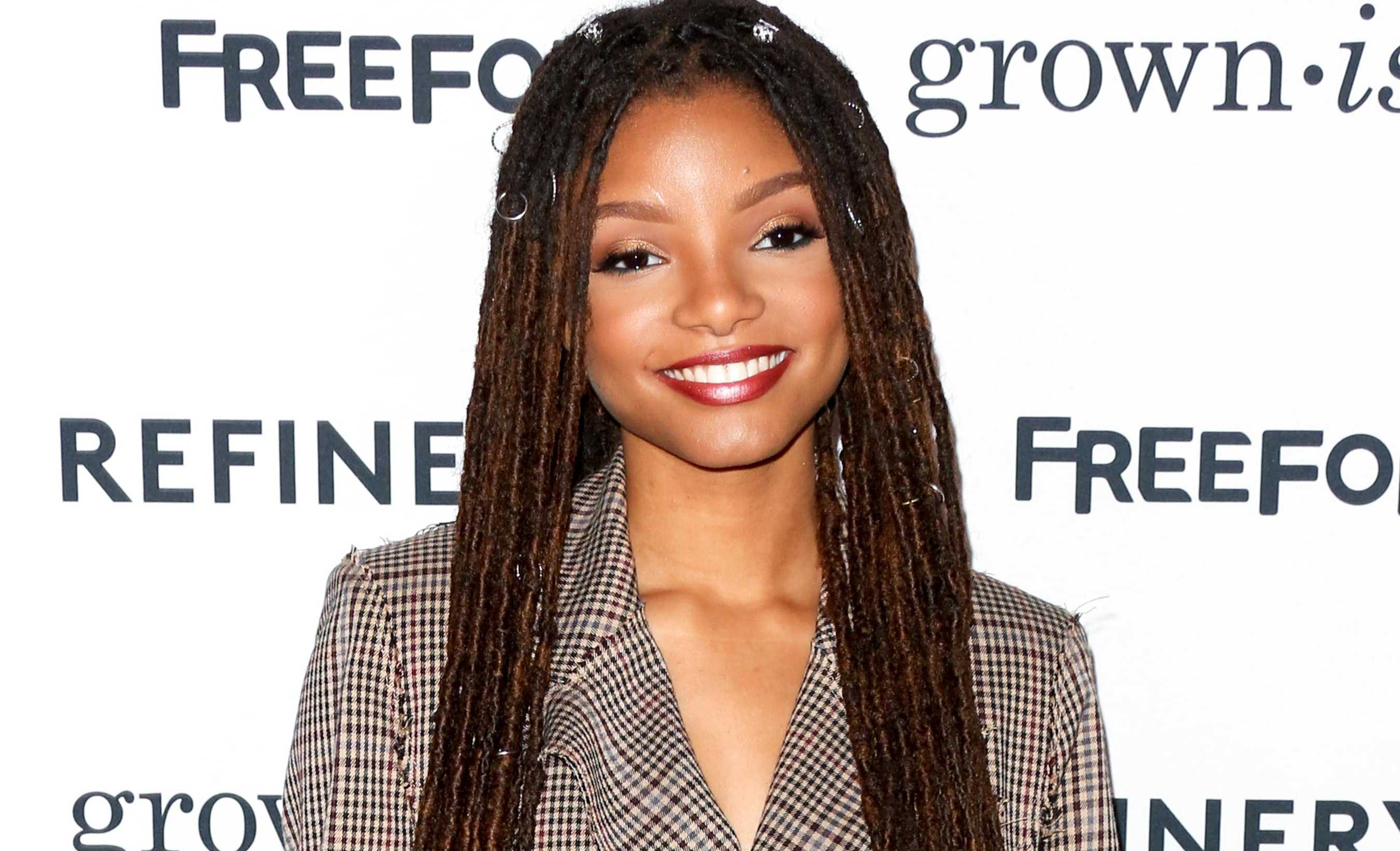 Halle Bailey Sister