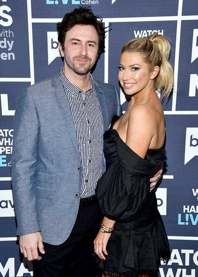 Patrick Meagher dating Stassi Schroeder