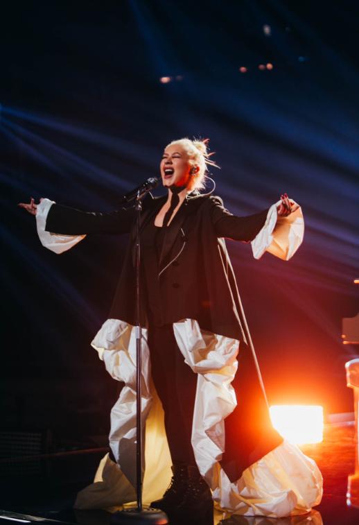 Christina Aguilera Career