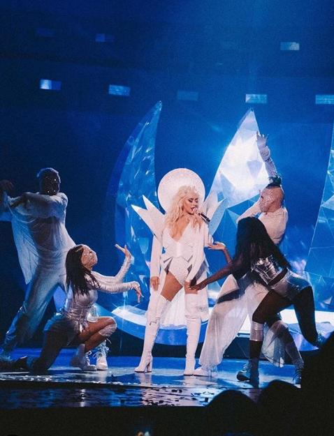 Christina Aguilera TheXperience