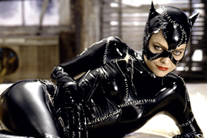 Michelle Pfeiffer as Catwoman in 1992's 'Batman Returns'