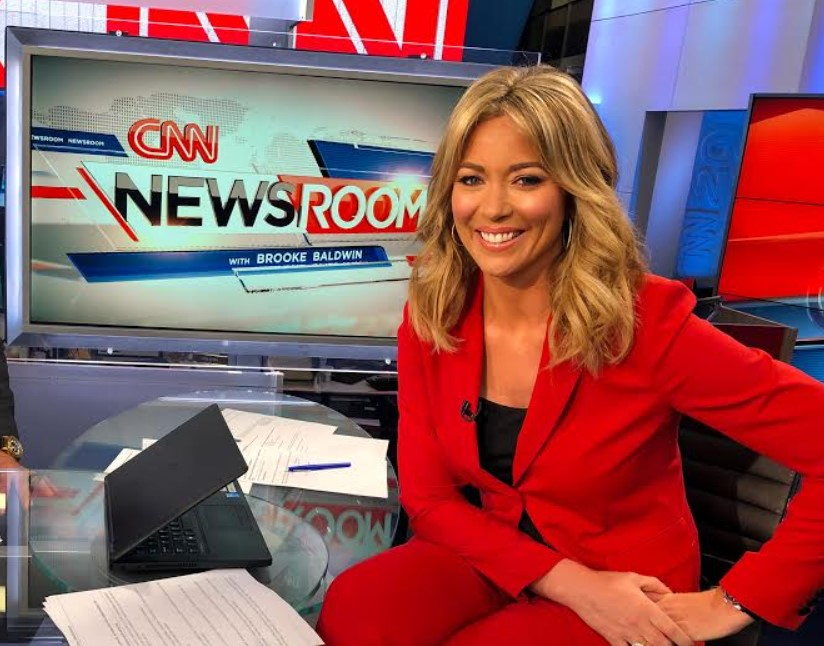 Brooke Baldwin Salary
