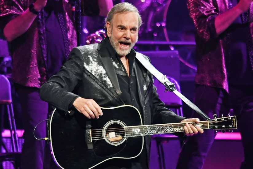 Neil Diamond Career