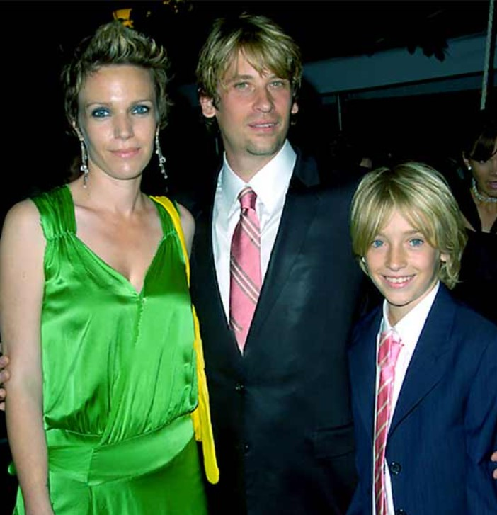 Roger Howarth family