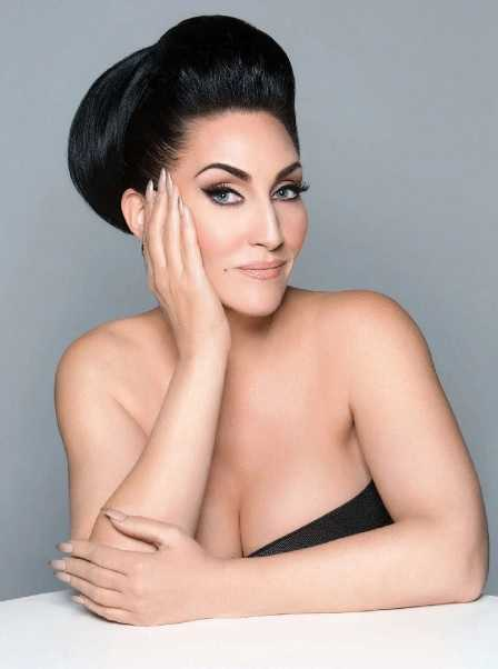Michelle Visage Height