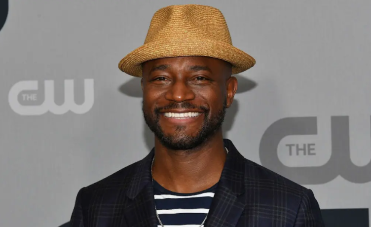 Taye Diggs, American actor and singer