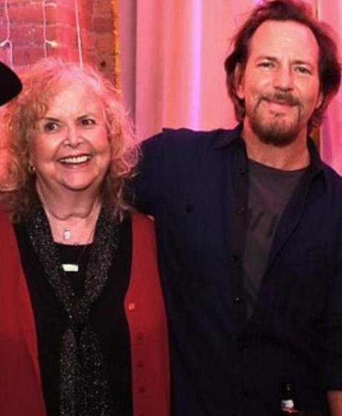 Eddie Vedder mother