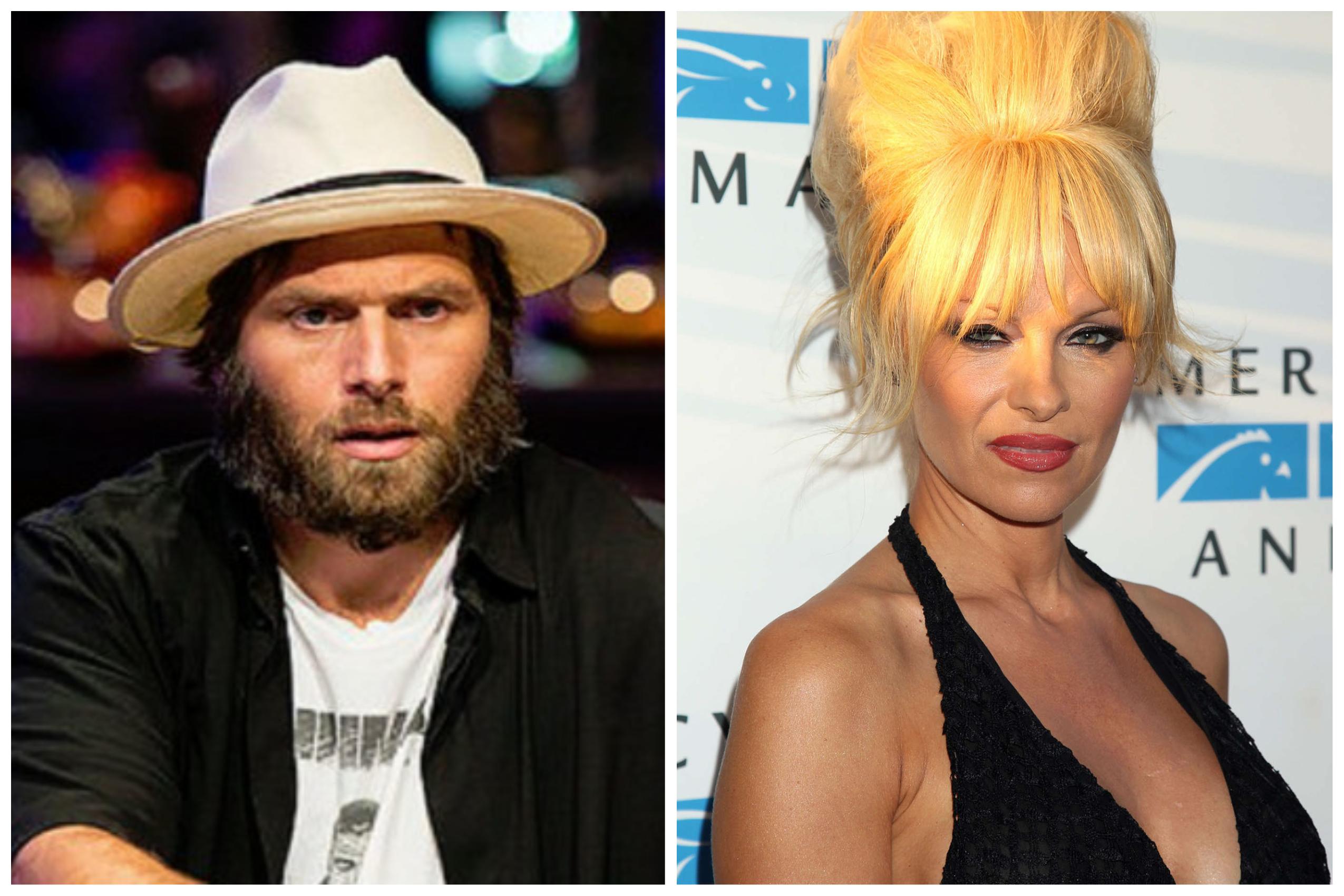 Pamela Anderson's third husband Rick Salomon