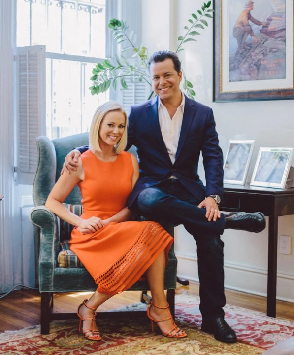 Margaret Hoover married