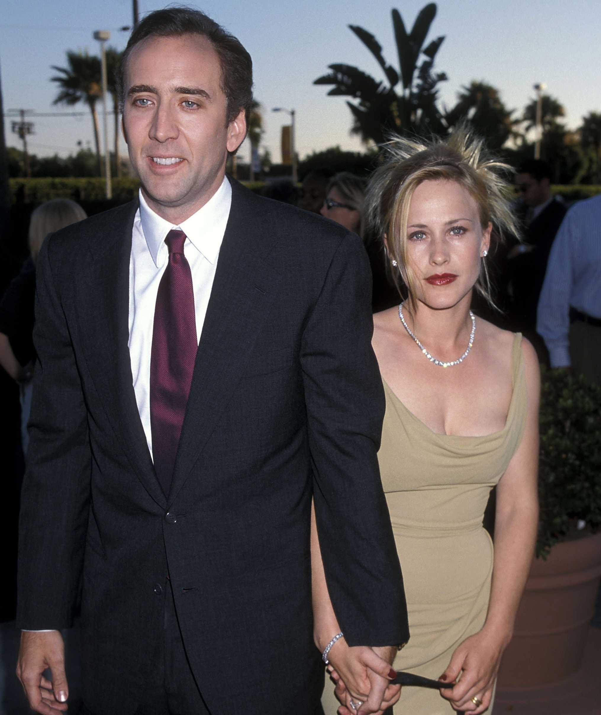Nicolas Cage Wife