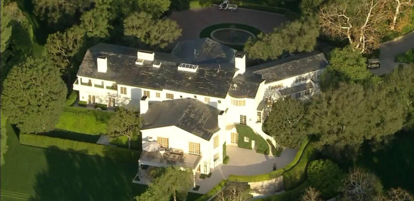 Jeff Bezos house